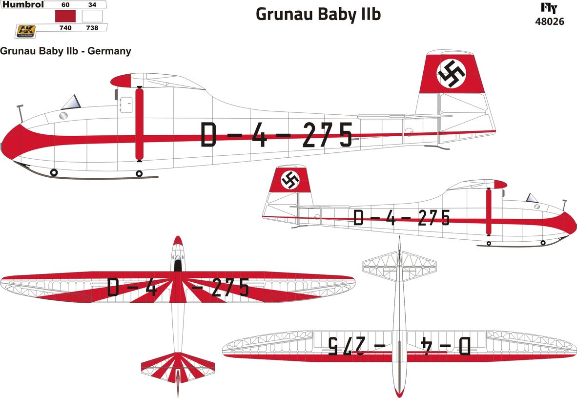 Grunau Baby IIb Germany 2