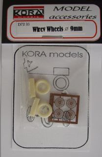 Wire wheel 9mm