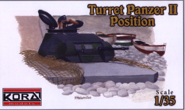 Turret Panzer II Position
