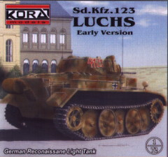 Sd kfz.123 Luchs early