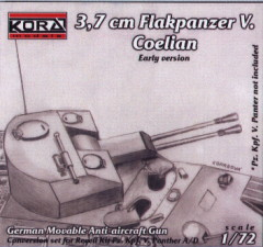 3,7 cm Flakpanzer V Coelian early