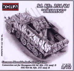 Sd. Kfz. 251/21 Drilling