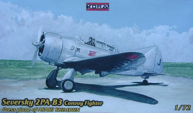 Seversky 2PA-B3 Convoy Fighter