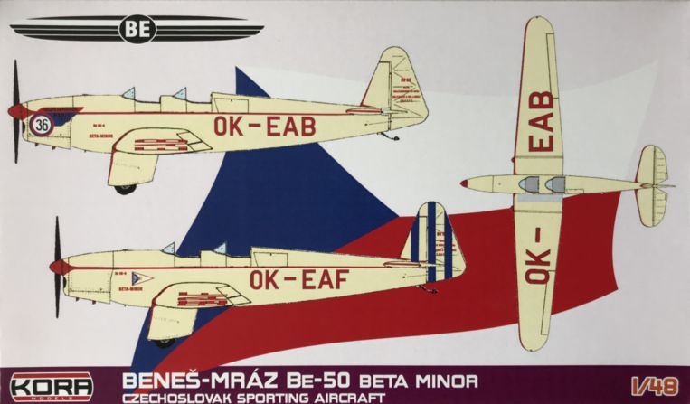 Benes-Mraz Be-50 Beta Minor