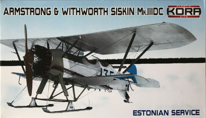 Armstrong&Withworth Siskin Mk.IIIDC Estonian service
