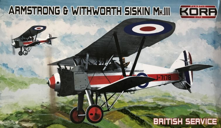 Armstrong&Withworth Siskin Mk.III