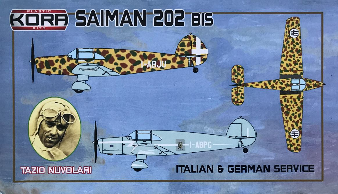 Saiman 202bis Italian and German Service
