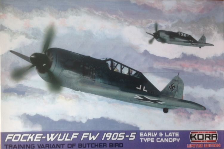 Focke-Wulf Fw-190S-5 German & British