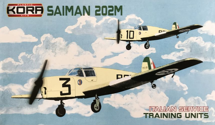 Saiman 202M Italian training units