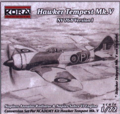 Hawker Tempest Mk.V NV 768 version I