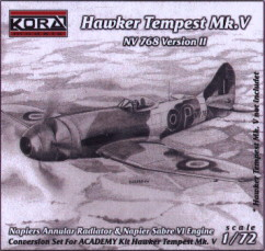 Hawker Tempest Mk.V NV 768 version II