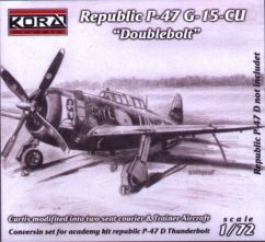 Republic P-47G-15-CU Doublebolt - Click Image to Close