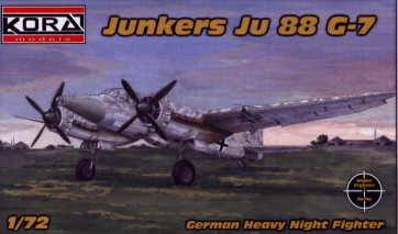 Junkers Ju 88G-7 - Click Image to Close