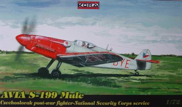 Avia S-199 Security Corps