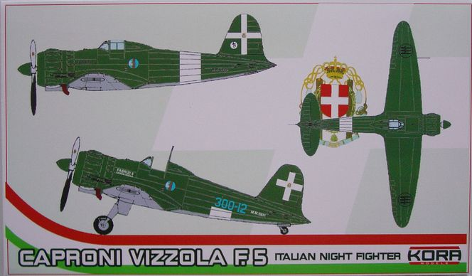 Caproni-Vizzola F.5 Night fighter