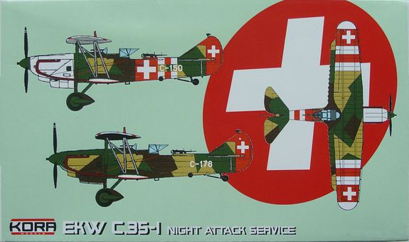 EKW C.35-1 Night attack service