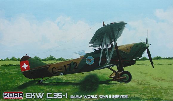 EKW C.35-1 Early WWII service