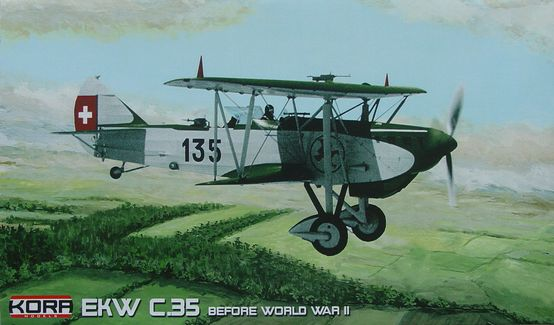 1/72 - EKW C.35 resin kit by K...