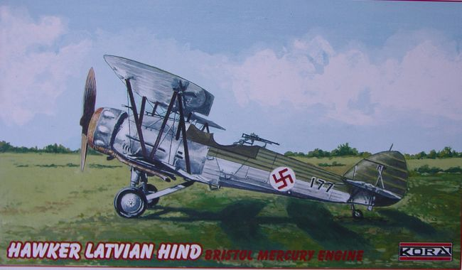 Hawker Latvian Hind