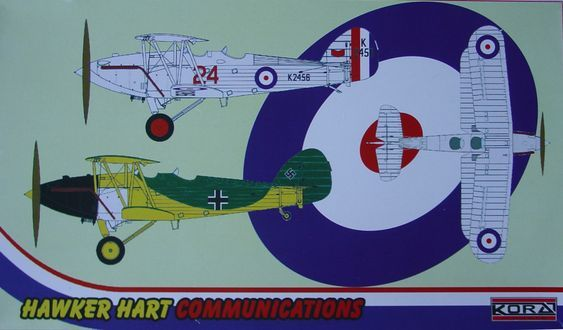 Hawker Hart Communications