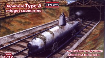 Japanese Type A midged sub.