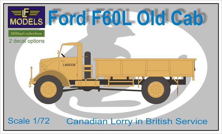 Ford F60L Old Cab