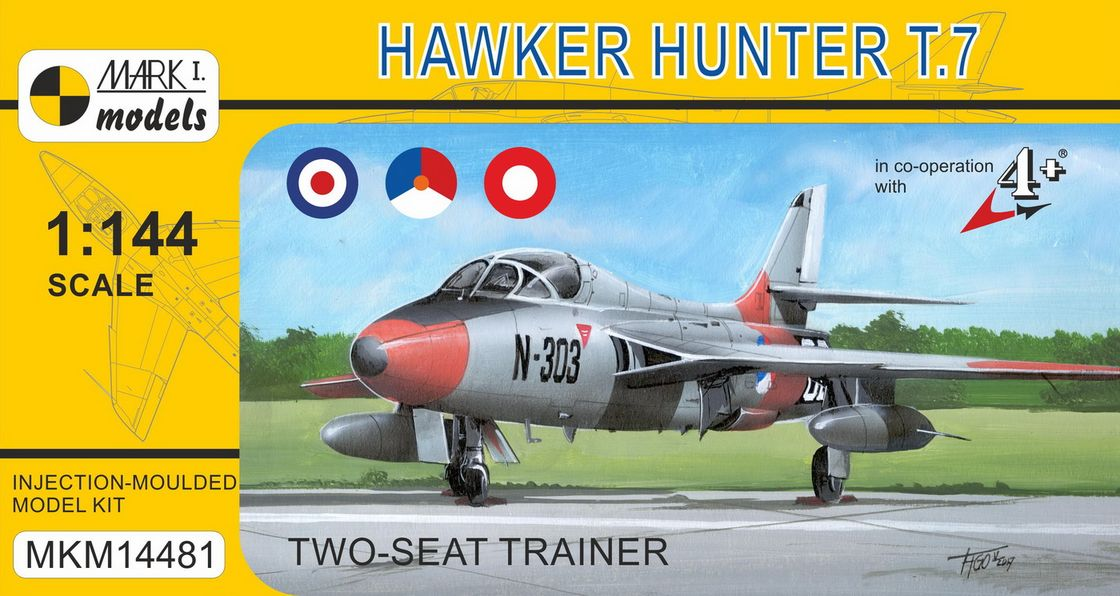 Hawker Hunter T.7 �Two-seat Trainer�