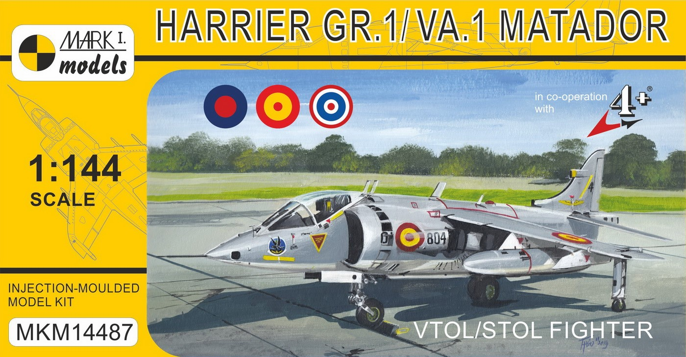 Harrier GR.1/VA.1 Matador