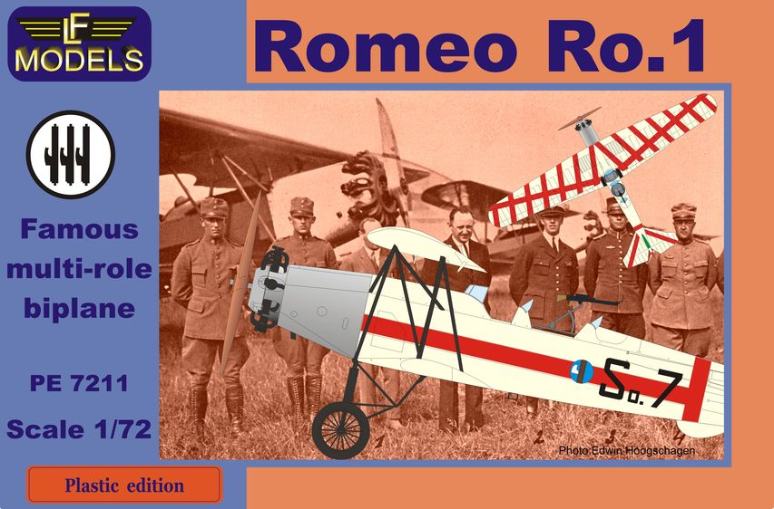 Romeo Ro.1 Italy - Click Image to Close