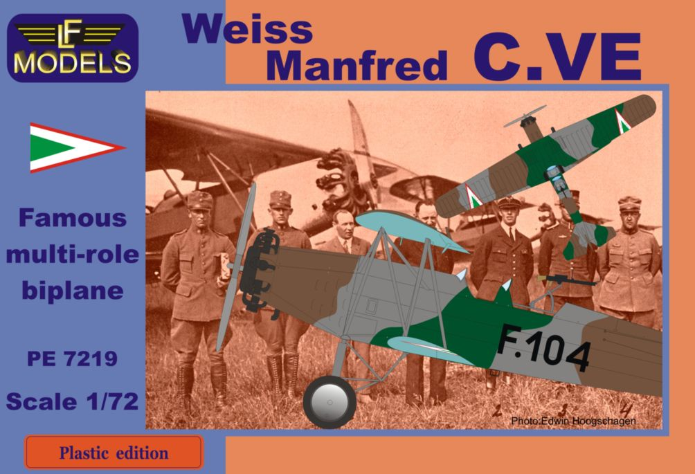 Weiss Manfred C.VE Royal Hungarian AF service