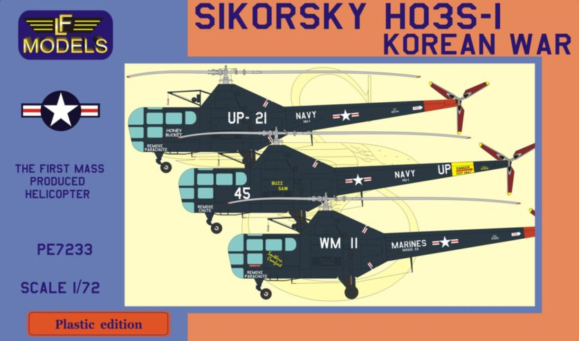 Sikorsky HO3S-1 Korean war
