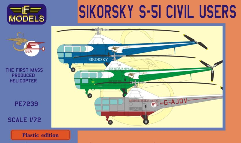 Sikorsky S-51 Civil users
