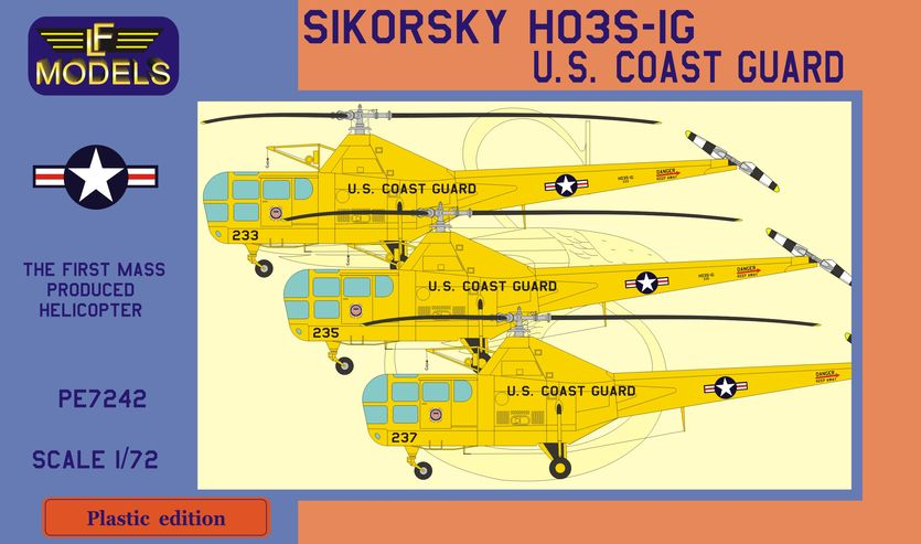 Sikorsky HO3S-1G US Coast Guard