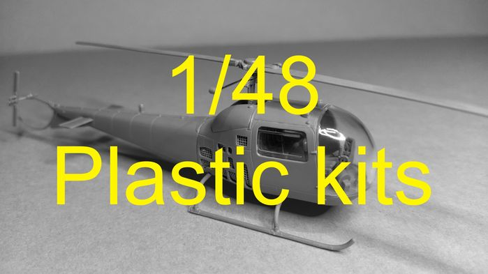 1/48 scale plastic kit