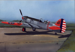 Curtiss YP-37