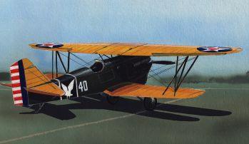 Curtiss P-1C