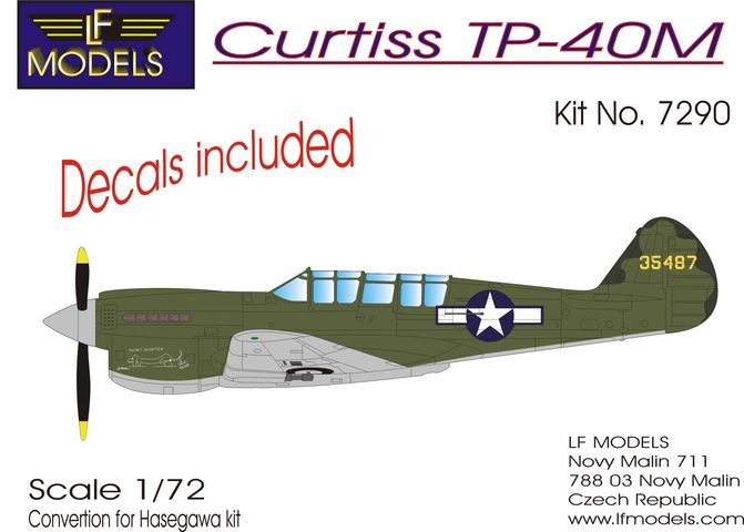 Curtiss TP-40M