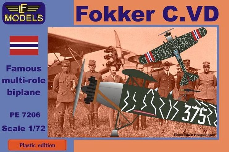 Fokker C.VD Norway A.W.Sidelley Panther engine