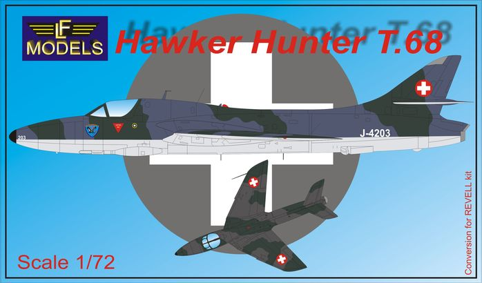 H.Hunter T.68 Swiss