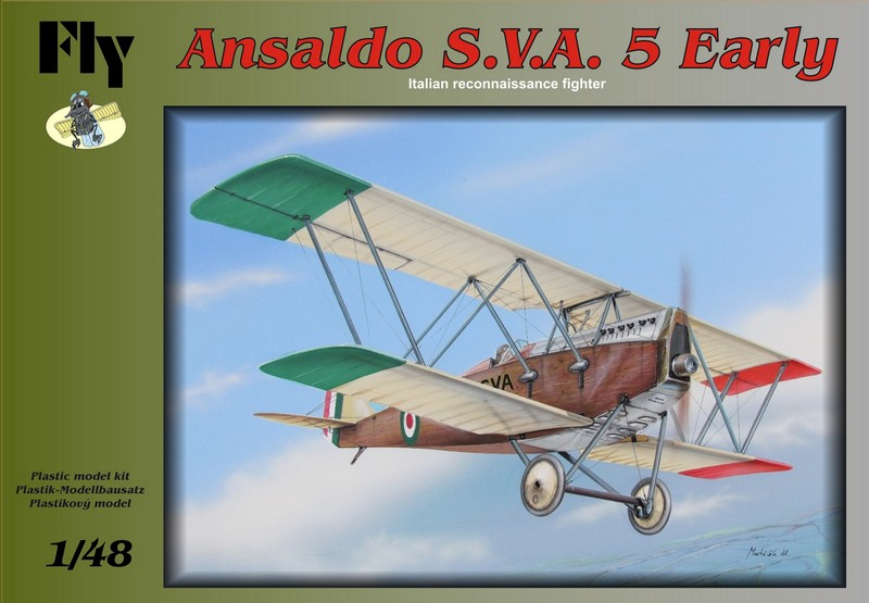 Ansaldo SVA 5 Early
