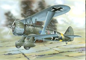 Henschel Hs 123B (German light bomber)