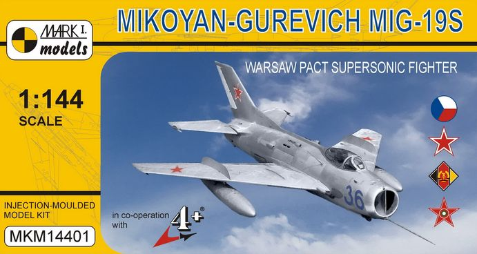 MiG-19S Farmer C Washaw pact