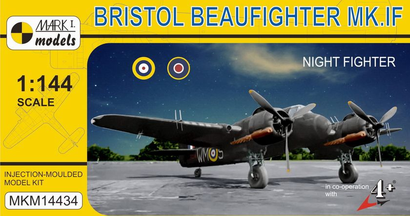Beaufighter Mk.IF Night Fighter
