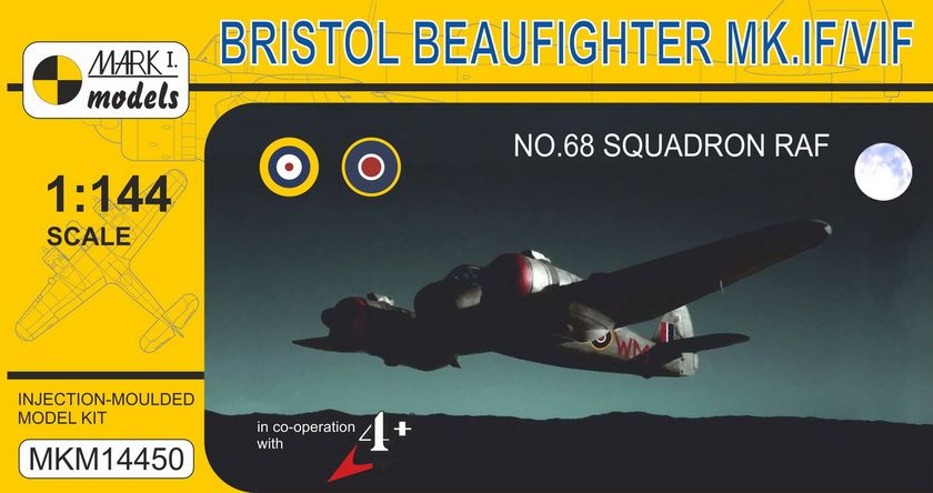Beaufighter IF/VIF 68 sq.