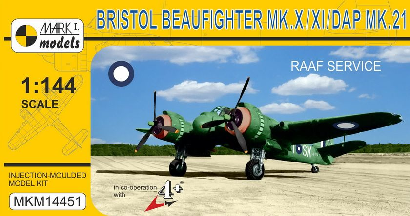 Beaufighter X/XI/21 RAAF