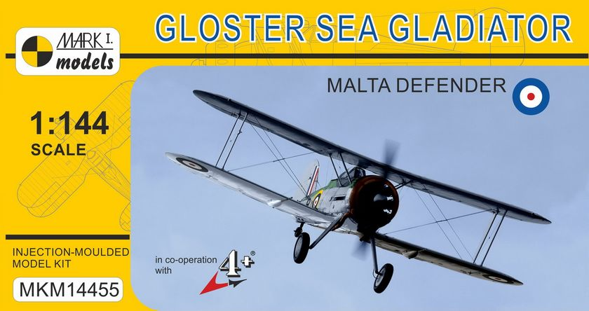 Gloster Sea Gladiator, Malta defender
