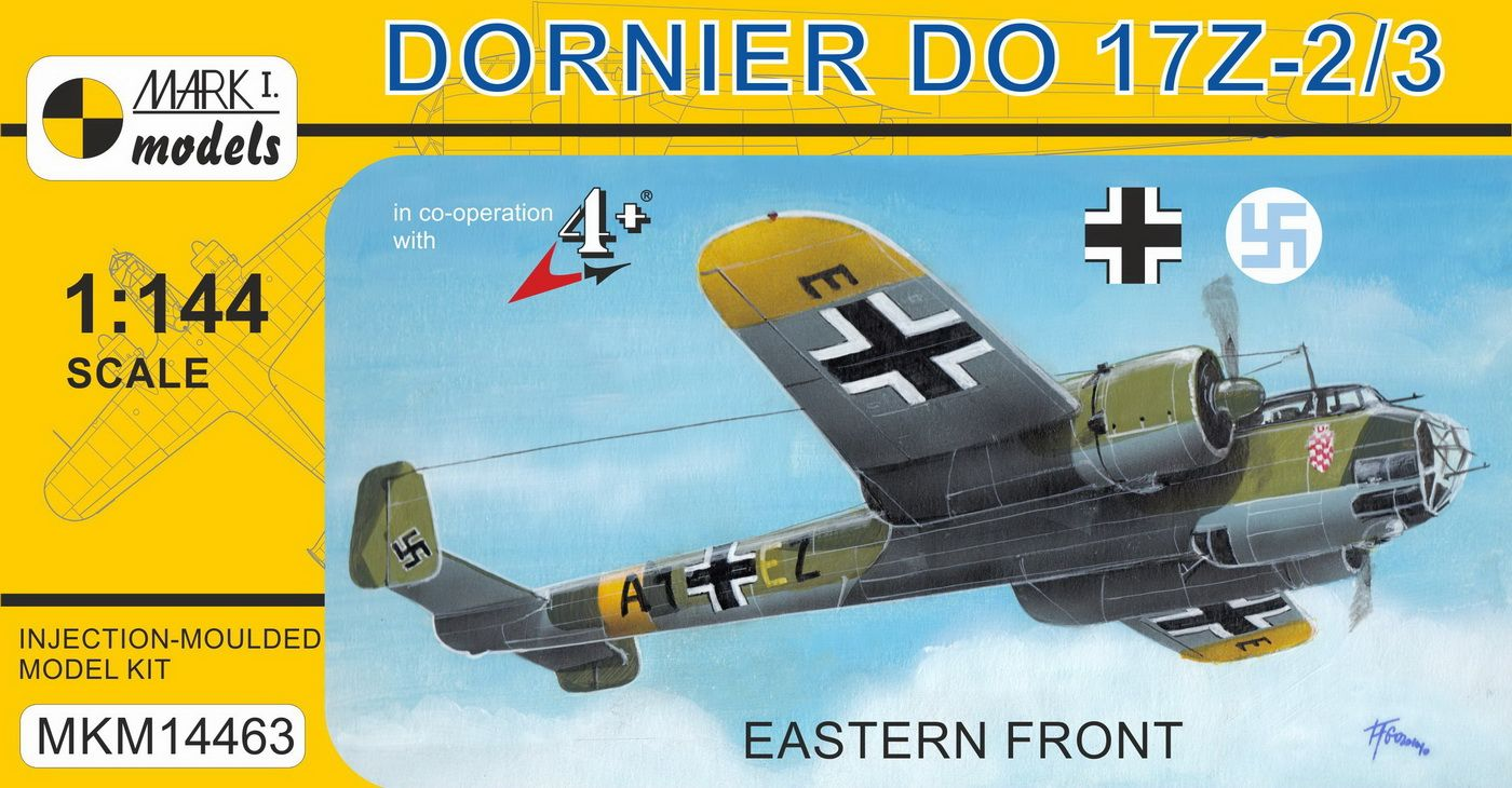 Do 17Z-2/3 'East front'