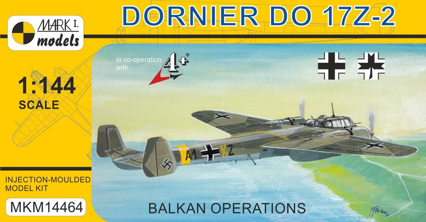 Do 17Z-2 'Balkan operations'