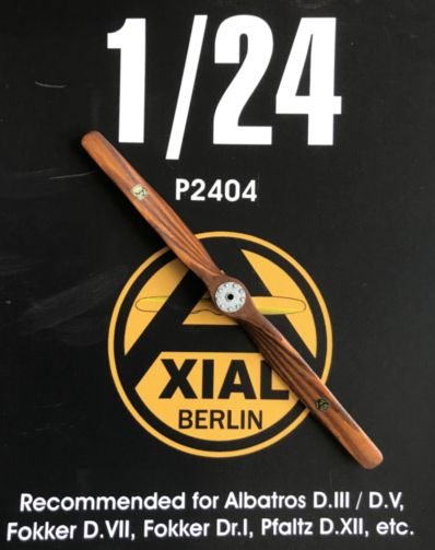 Axial type II. propeller 1/24