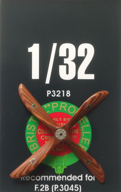 Bristol P.3045 4 blade propeller - Click Image to Close